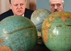 Беларусь очищается от глобусов с российским Крымом