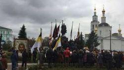 Как долго простоит в Орле памятник царю Ивану Грозному