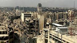 В Сирии применили химическое оружие