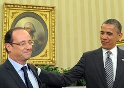 Олланд хочет воевать с Асадом, но без Обамы не нападет