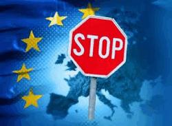 Украина остановилась на пути в Европу