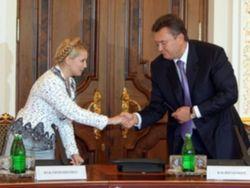 Тимошенко: при Януковиче демократического большинства в Раде не будет