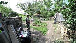 Россия жалуется на снаряды со стороны Украины и поставляет оружие боевикам