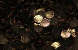 Бельгия отказывается от монет 1 и 2 цента из-за их высокой себестоимости