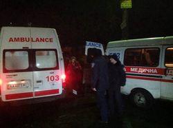 МВД прокомментировало драку под Киево-Святошинским судом