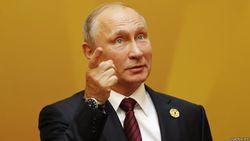 Путин дал интервью телеканалу NBC