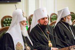 Православные Украины хотят единой поместной церкви – Филарет