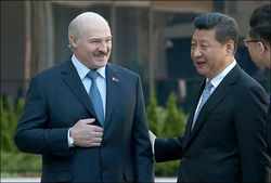 Беларусь и Китай переходят к инвестиционному сотрудничеству – Лукашенко