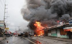 За год количество терактов в мире выросло на треть – Госдеп