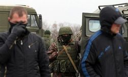 В Севастополе провокаторов переодевают в форму ВС Украины – Тимчук