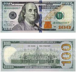 9 октября Украина ожидает новые доллары США: как распознать фальшивку