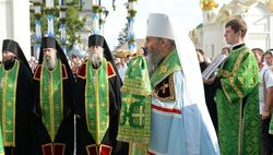 Российская православная церковь приветствует избрание Онуфрия главой УПЦ МП