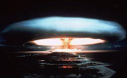 Опыт PR: Интернет покорил видеоролик с тысячами ядерных взрывов