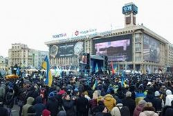 Раскол Майдана: активисты покидают Общественный совет после ультиматума оппозиции