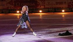 Олимпийская чемпионка Оксана Баюл требует от агентов 400 млн. долларов