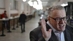 Жириновский требует от издательства миллион рублей за поруганную честь