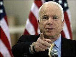 Бездействие Обамы развязывает Путину руки в Украине – Маккейн