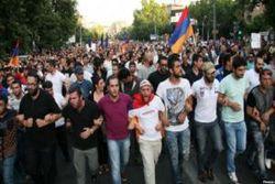 Почему протесты в Ереване называют армянским Майданом