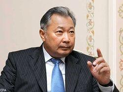 Беглый экс-президент Кыргызстана Бакиев впервые за 5 лет появился на публике