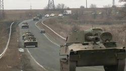 Миссия ОБСЕ подтвердила отвод вооружения ВС Украины