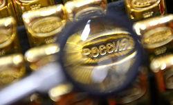 Банк России пристрастился к золоту