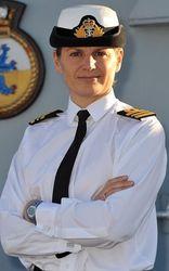 Первую в истории ВМФ Британии женщину-капитана списали за шашни с подчиненным