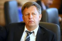 Макеенко уволен  с должности главы КГГА