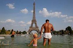 В эом году Европу накрыла небывалая жара