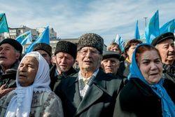 Траурный митинг крымских татар запретили в Севастополе