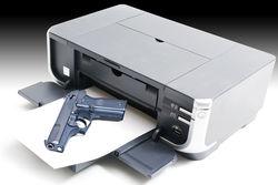 Японца арестовали за распечатанный пистолет на 3D-принтере