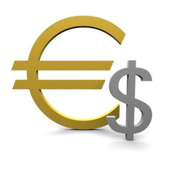 Евро против доллара оказался на двухлетнем минимуме