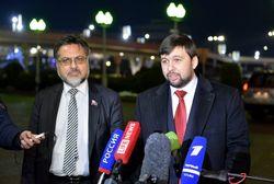 В ДНР и ЛНР возмущены обвинением в недоговороспособности со стороны ОБСЕ