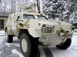 Львовский бронетанковый завод начал выпуск бронеавтомобилей «Дозор-Б»