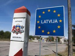 Латвия наращивает охрану границ с Россией