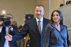 В Баку состоялась инаугурация переизбранного Ильхама Алиева
