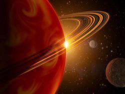 Кассини: ученые открыли настоящий возраст колец Сатурна