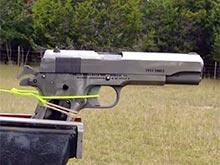 Создан пистолет на 3D-принтере, который не отличить от настоящего