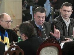 Янукович и оппозиция подписали соглашение о преодолении кризиса в Украине