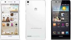 Huawei показала обновленный смартфон Ascend P6 S