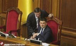 Тимошенко обвинила БПП и НФ в скупке «тушек» для коалиции