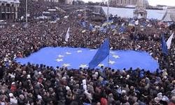 Евромайдан впечатлил Европу