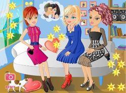 """Определены самые популярные игры для девочек в соцсети """"ВКонтакте"""""""