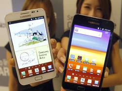 Samsung укрепит полупроводниковый бизнес с помощью новых смартфонов