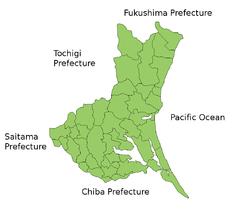 У префектуры Ибараки в Японии произошло землетрясение - последствия