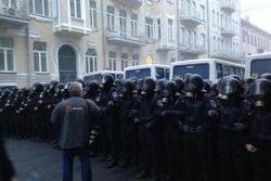 Власть использовала угрозы и провокации, чтобы сорвать Майданы – оппозиция