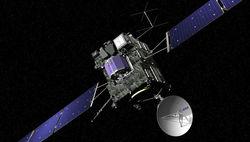 """20 января ЕКА выведет из трехлетней """"спячки"""" межпланетный зонд """"Розетта"""""""