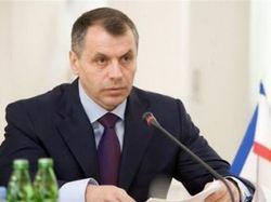 Родина крымчан - Россия, заявил спикер ВС Крыма Константинов