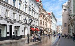 Столешников переулок - самая дорогая улица в РФ