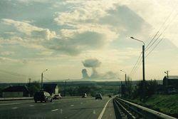 ЧП в Ростовской области – взорвалась САУ, горит склад боеприпасов