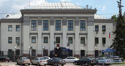 Посольство России в Украине требует встречи с пленными спецназовцами
